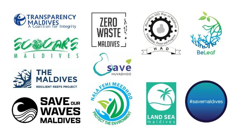 Logos of Participating CSOs