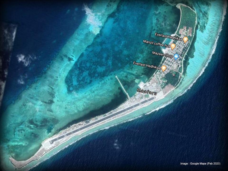 Maafaru Airport expansion project, Maldives
