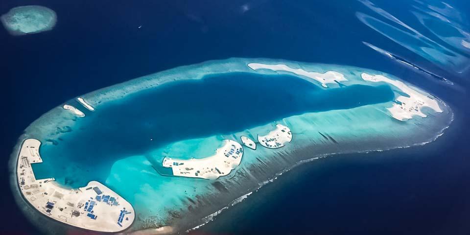 savemaldives reef reclamation destroying habitats